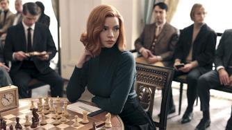 «Le jeu de dame», Anya Taylor-Joy, reine des échecs, vous hypnotise sur Netflix