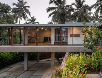 Une superbe Villa indienne à Kerala