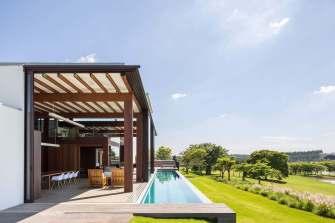 La maison ACP par Candida Tabet Arquitetura