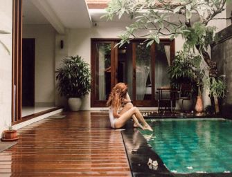 Voici 5 raisons pour lesquelles avoir une petite piscine est toujours génial