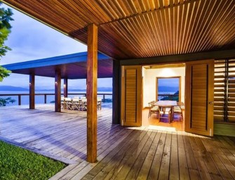 La Villa Korovesi à Fidji par Madeleine Blanchfield Architects