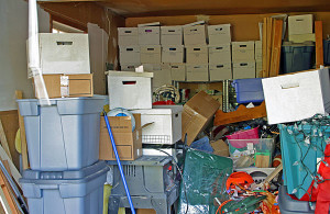 How to De-Clutter Before Moving Day