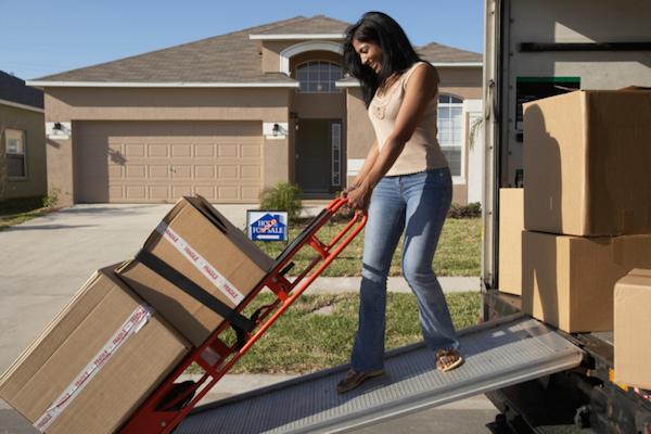 Move Large Appliances Safely
