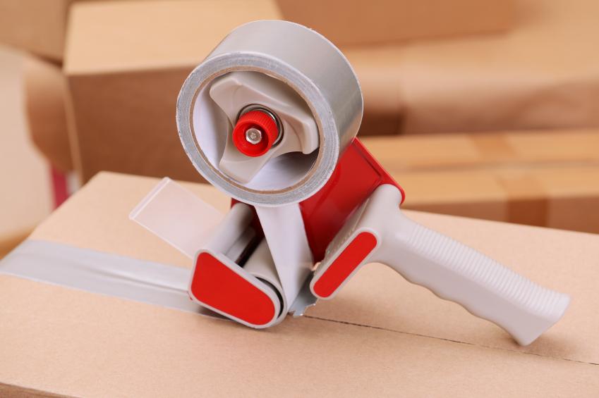 tape roll dispenser