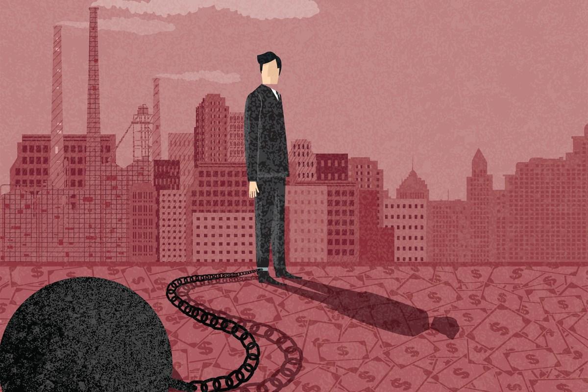 moving escape debt