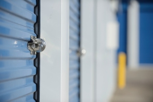 What happens to abandoned storage units?