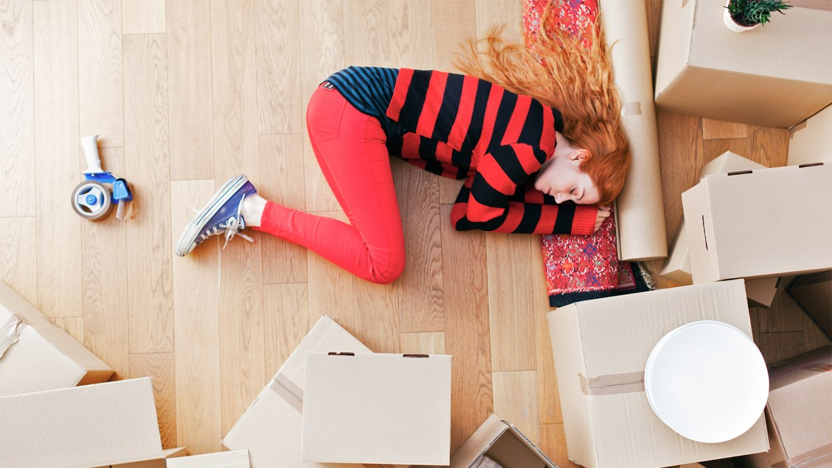 The 5 Most Stressful Stages of Moving and How to Cope