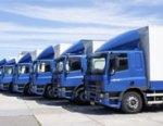 blue trucks