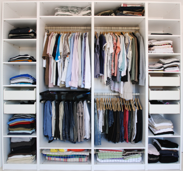 Get the Most from your New Closet