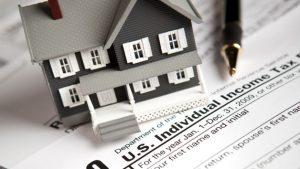 house tax form