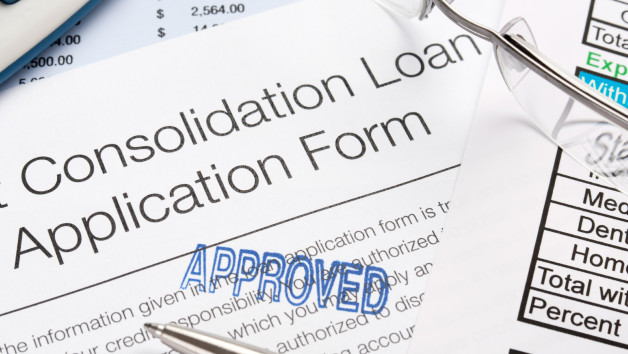 mortgage consolidation form