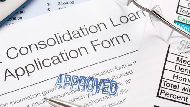 Consolidating debt?