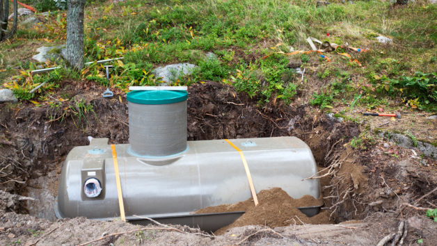 Septic and cesspool system basics for Septic tank basics
