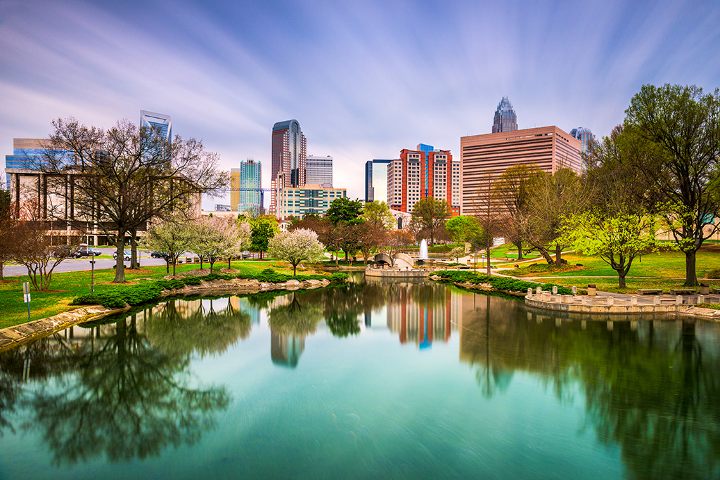 Moving South? 10 Great Cities to Call Home in North Carolina