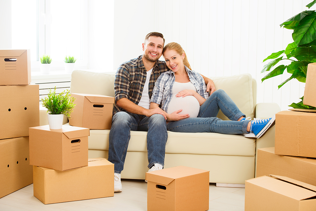 moving pregnant