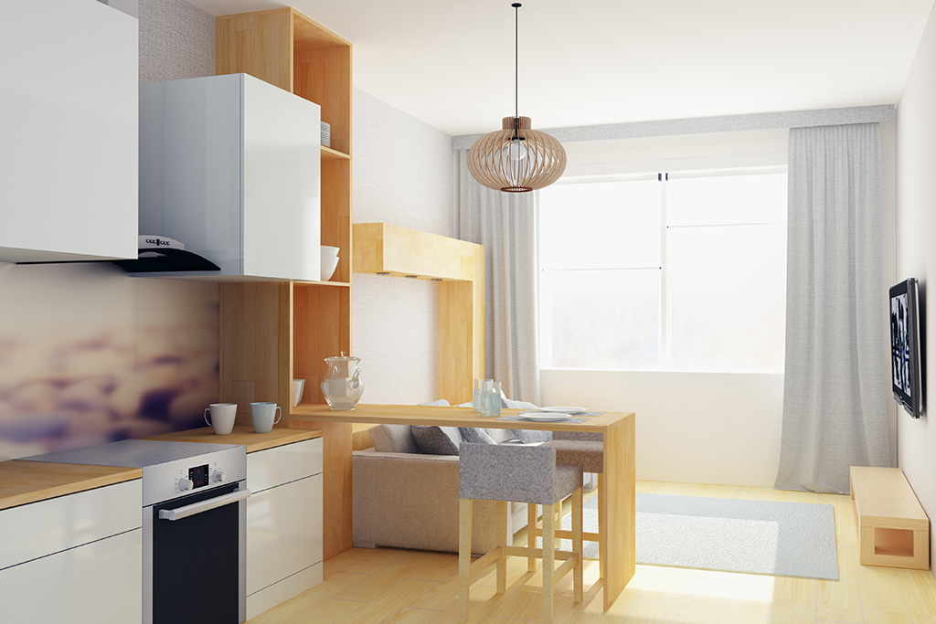Moving Into A Studio Apartment How To Make Your Small Space Liveable Moving Com