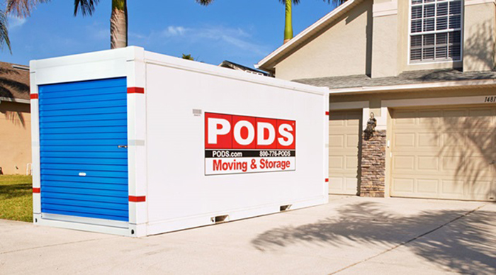 What To Know Before Renting a PODS Moving Container