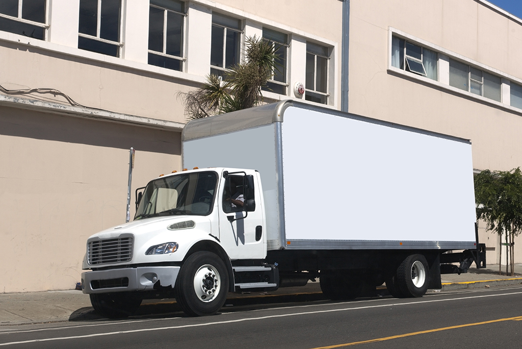 Self-Moving Truck Rentals