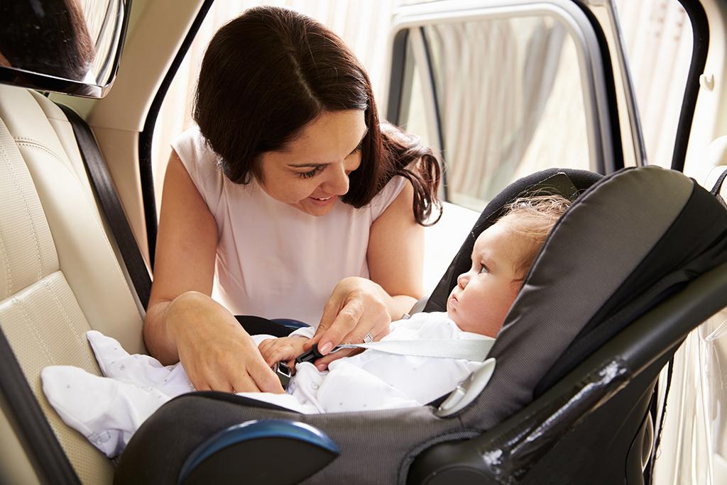 Can You Put a Car Seat in a Rental Truck?