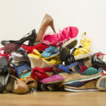 Hacks for Packing Shoes When You're Moving