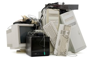 electronics to donate