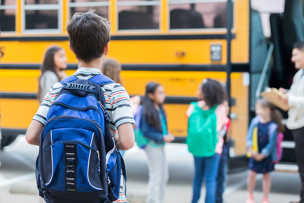 How to Help Kids Adapt to a New School