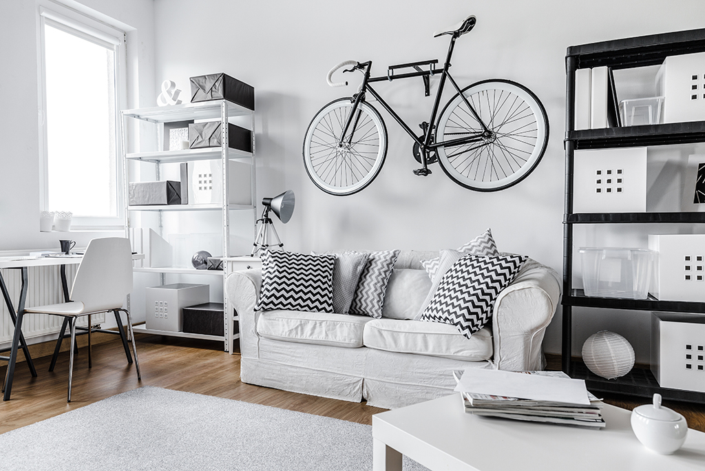 11 Storage Solutions For Moving to a Teeny Tiny Apartment