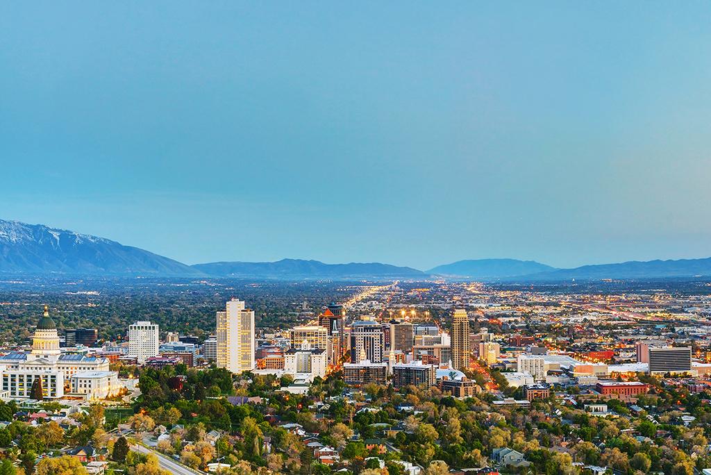 Salt Lake City dating scene LinkedIn niet een dating site