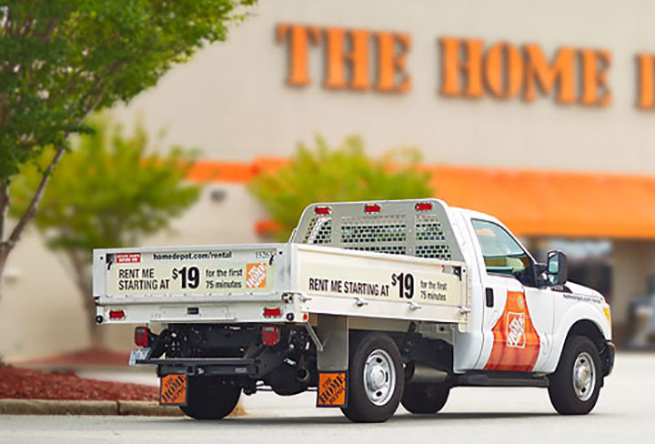 How Much Does A Home Depot Truck Rental Cost Moving Com