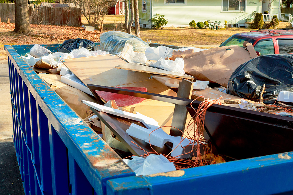 How Does Junk Removal Work?