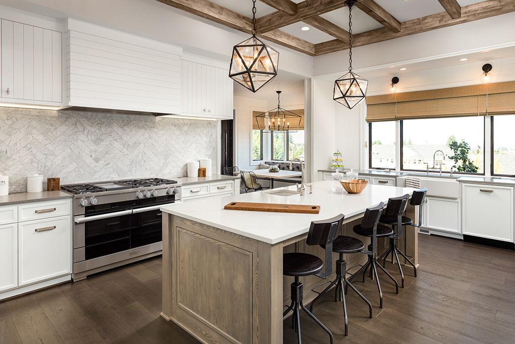 Where to Find Kitchen Appliances, Materials & Inspiration
