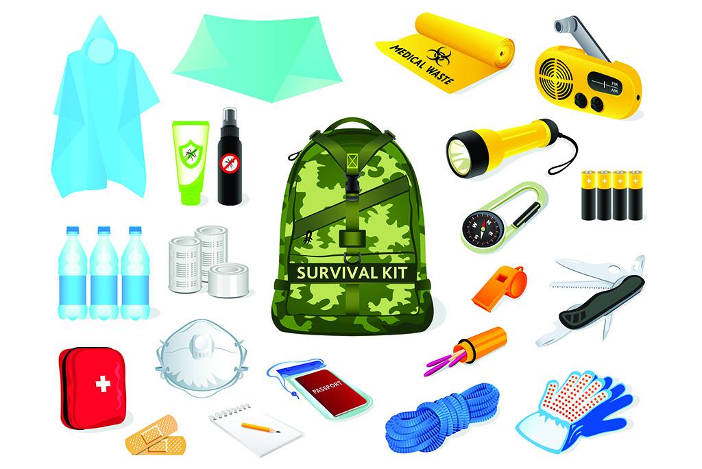 How to Build a Home Emergency Survival Kit aka Bug out Bag (BOB)