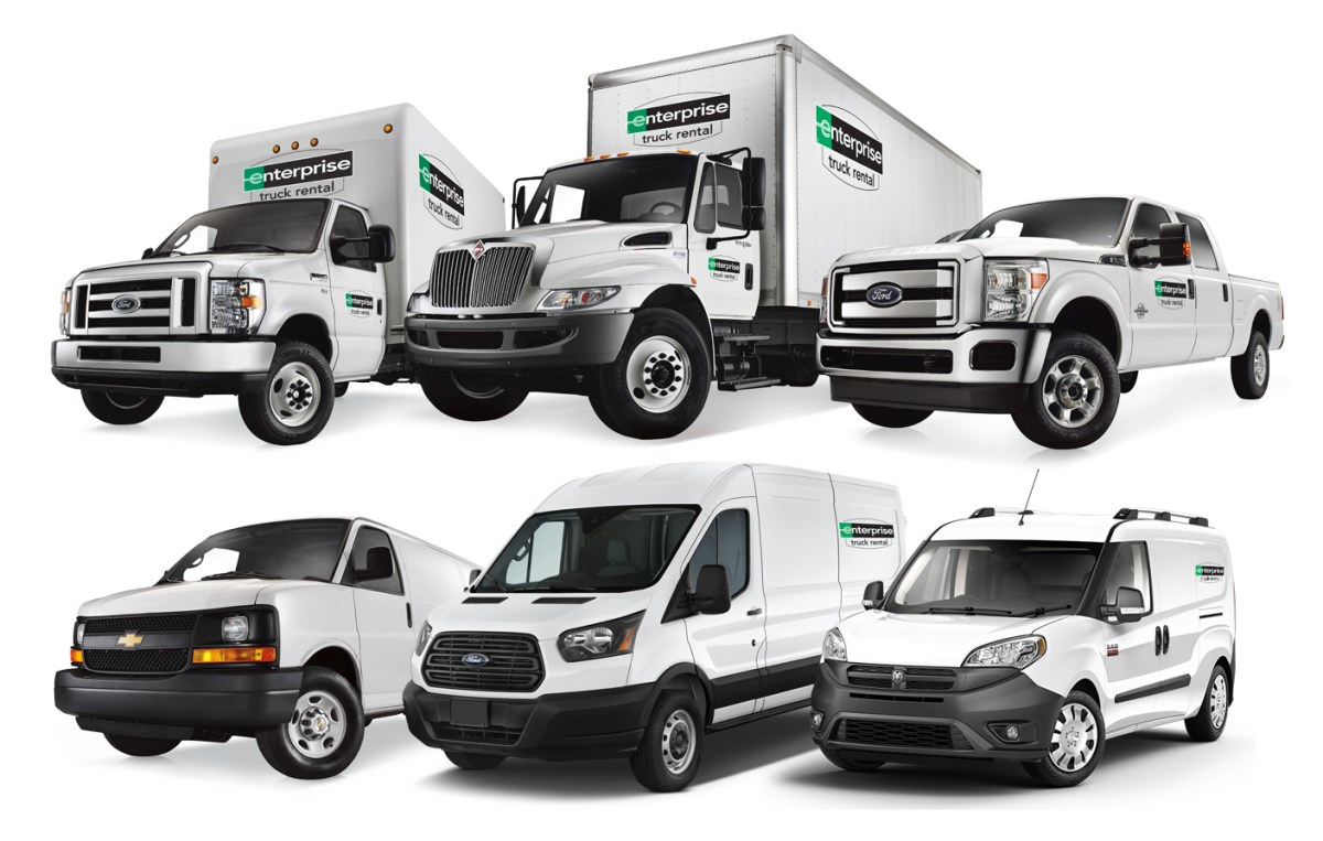 Enterprise Truck Rental Basics Pricing Options And More Moving Com
