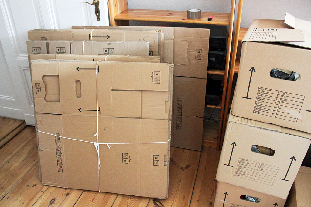 How Much Do Moving Boxes Cost?
