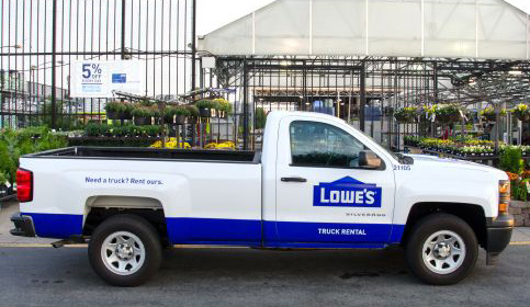 Lowe's Truck Rental: Here's How it Works