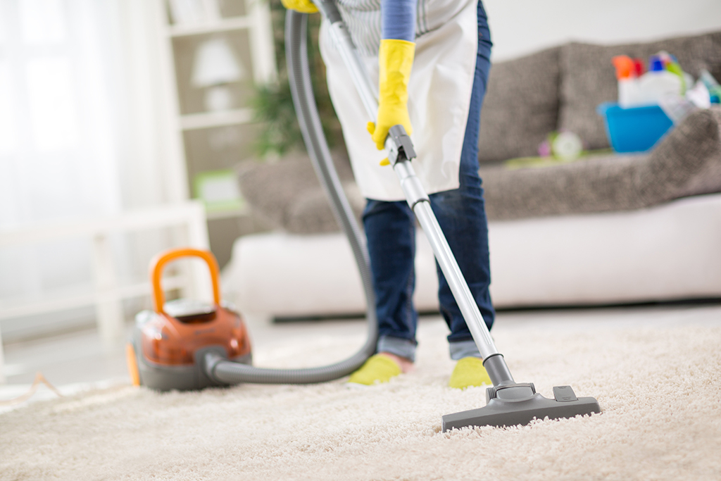 Guide to Carpet Cleaning in Your New Home