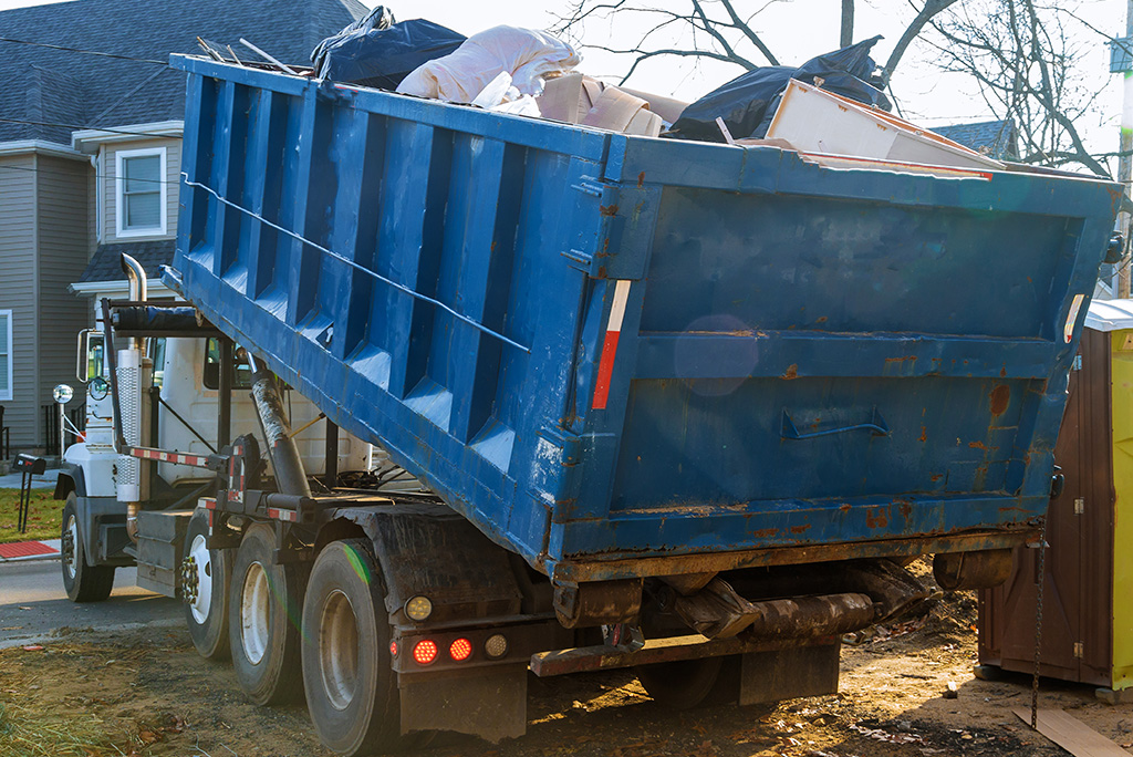 Dumpster Rental vs. Junk Removal: What's the Difference?