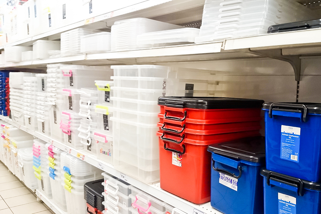 The Best Storage Bins for a Move