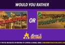 Poll:  Would you rather?  Celebration vs Horizon West