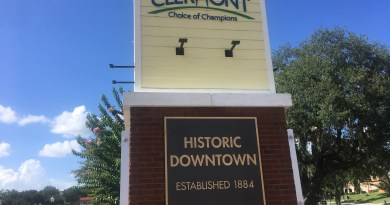 Living in Clermont:  The Choice of Champions