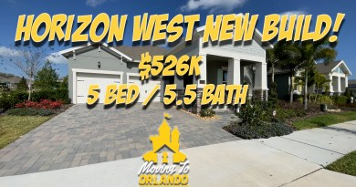 Home Tour:  Horizon West New Build