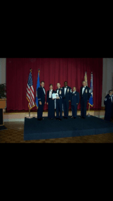Senior NCO induction ceremony 2007