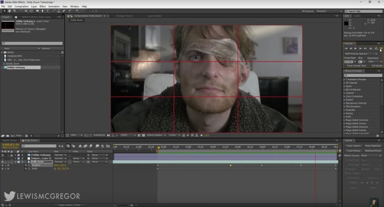 Dolly Zoom Effect in After Effects | Moviola