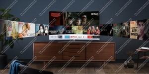 QLED Smart HDTV content image 2
