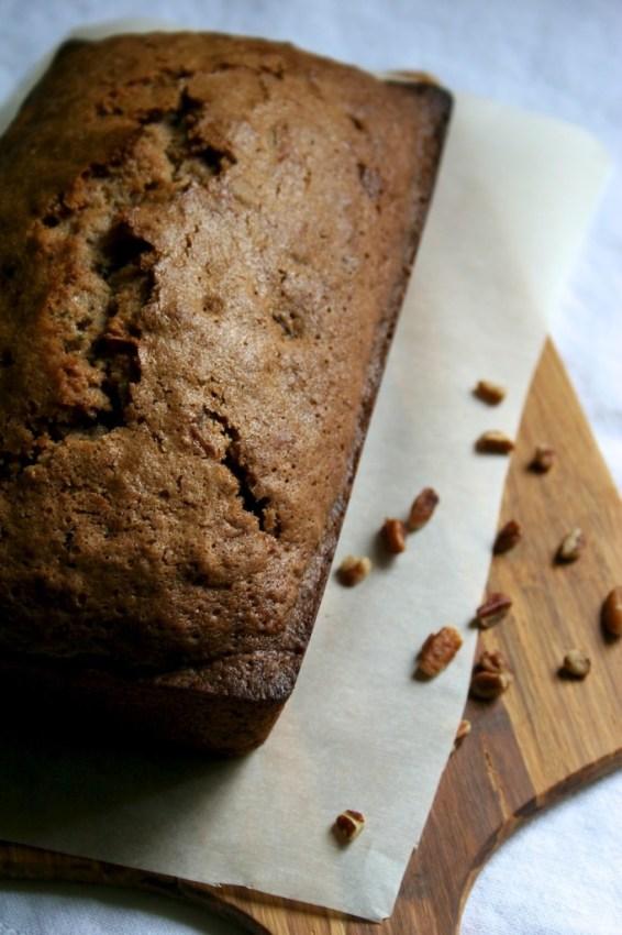 zucchini bread | movita beaucoup