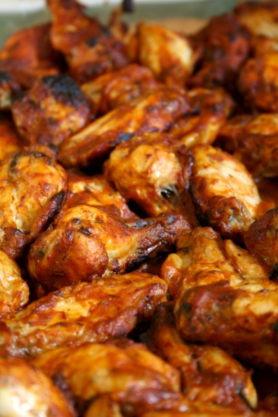 jackie's chicken wings | movita beaucoup