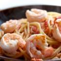 pasta sauce with shrimp
