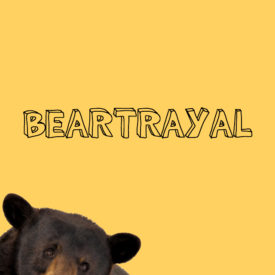 beartrayal // movita beaucoup