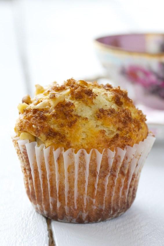 coffee cake muffins | movita beaucoup