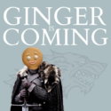 ginger is coming // movita beaucoup